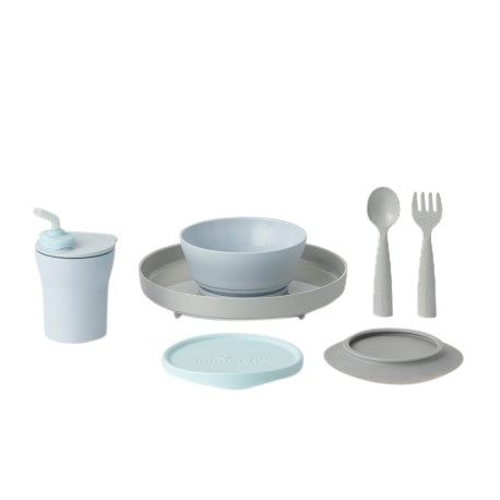 Miniware Little Foodie Set (Coloured PLA Series) - Little Hipster Asia