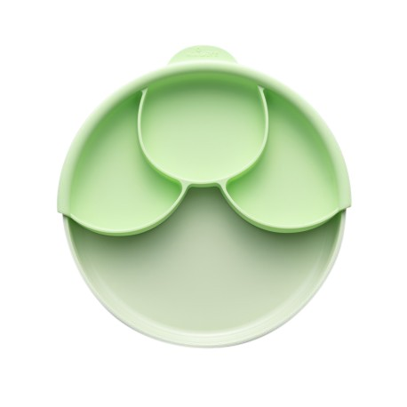 Miniware Healthy Meal Set (Coloured PLA Series) - Key Lime