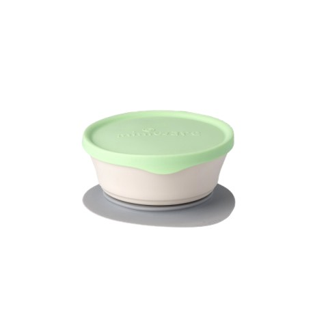 Miniware Cereal Bowl Set (PLA Series) - Key Lime