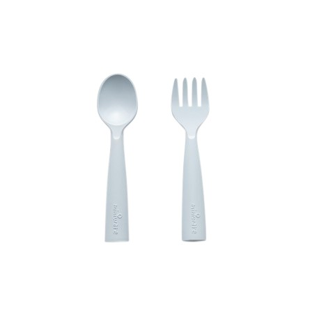 Miniware Cutlery Set - Coloured PLA - Aqua
