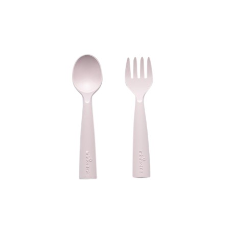 Miniware Cutlery Set - Coloured PLA - Cotton Candy