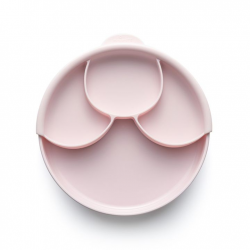 Miniware Healthy Meal Set (Coloured PLA Series) - Cotton Candy