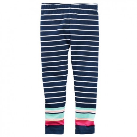 Carters Striped Leggings (258G455)