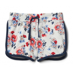 Gap Print Terry Dolphin Floral Shorts (7324410321824)
