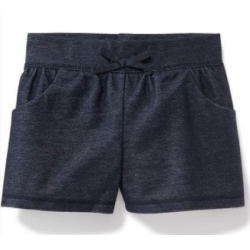 Old Navy Shirred French-Terry Shorts for Toddler Girls (4979570021824)