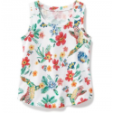 Old Navy Printed Jersey Tank for Toddler Girls (4946532222000)