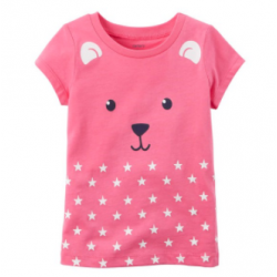 Carter's Bear Graphic Tee (253H107)