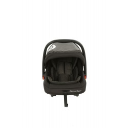 Akarana Koru Car Seat Carrier (Black)