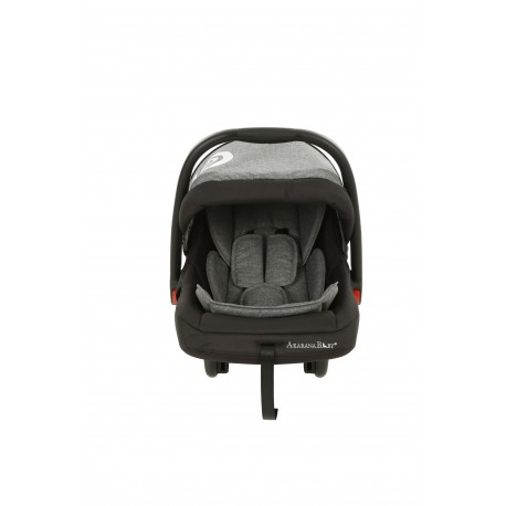 Akarana Koru Car Seat Carrier (Grey)