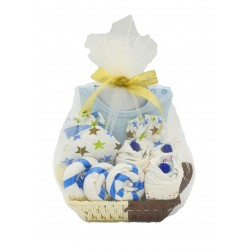 Akarana Baby Wonderful Baby (Hamper/Gift) - Blue