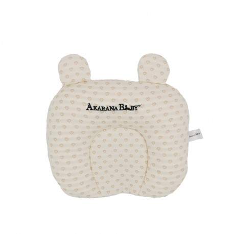 Akarana Baby Newborn Baby Latex Pillow Prevent Flat Head Pillow Shaping Pillow