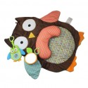 Baby Infant Tummy Time Crawling Play Mat Game Pad Pillow Toy