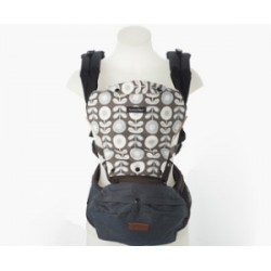 Akarana Baby Tauawhi Baby Hipseat Carriers Special Set (Blue Jean)