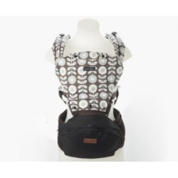 Akarana Baby Tauawhi Baby Hipseat Carriers Special Set (Black)