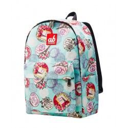 ab New Zealand Amour Paris Kids Canvas Backpack