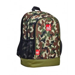 ab New Zealand Woodland Full Camo Toddler Backpack