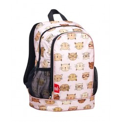 ab New Zealand Brainy Cat Toddler Backpack