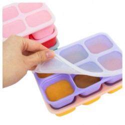Marcus & Marcus Food Cube Tray 100% Silicone