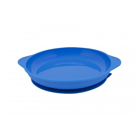 Marcus & Marcus Silicone Suction Plate (Blue Lucas)
