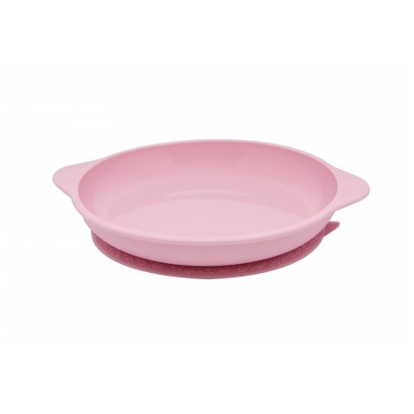 Marcus & Marcus Silicone Suction Plate (Pink Pokey)