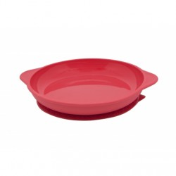Marcus & Marcus Silicone Suction Plate (Red Marcus)