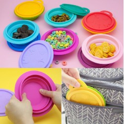Marcus & Marcus Silicone Collapsible Bowl