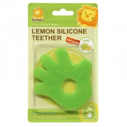 Simba Food Grade Silicone Teether - Lime Fragrance