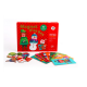 Joan Miro Magnet Play Box - Happy Christmas