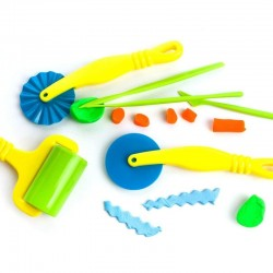 Joan Miro Modeling Dough Tools Set - 6pcs