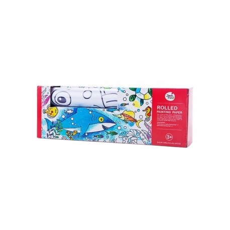 Joan Miro Painting & Art Drawing Paper Roll (2 In 1 S