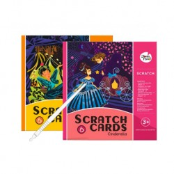 Joan Miro Scratch Cards Arts