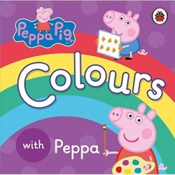 Peppa Pig Ladybird Peppa: Colours Board Book
