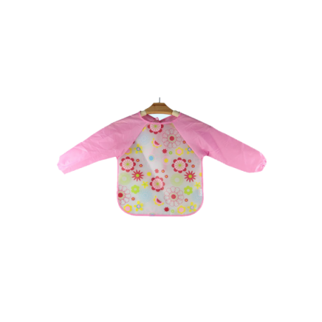 Waterproof BIB with Pocket - Honey Bear