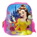 Disney Princess Belle Batb Reversible Kids Backpack