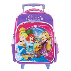Disney Princess Life Adventure Pre School Trolley Bag