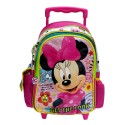 Disney Minnie Mouse Style Primary School Trolley Bag
