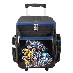Transformers 5 Tlk School Trolley Bag