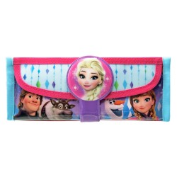 Disney Frozen Square Pencil Bag with Pocket