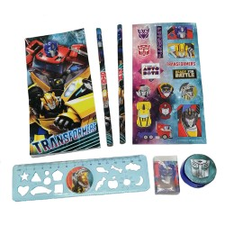 Transformers TFEG OPP Value Stationery Set