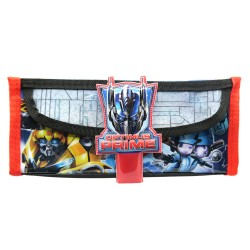 Transformers 5 TLK Optimus Prime Square Pencil Bag with Pocket