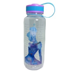 DISNEY PRINCESS CINDERELLA MAGIC 750ML TRITAN BOTTLE * BPA FREE