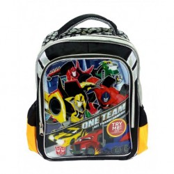 Transformers One Team Pre-School Bag With Flashing Light Design