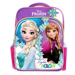 DISNEY FROZEN AGLOW PRIMARY SCHOOL BAG