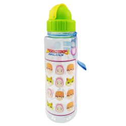 BOBOIBOY GALAXY HEAD 650ML TRITAN BOTTLE WITH STRAW * BPA FREE