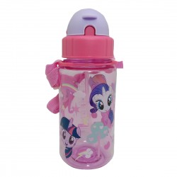 My Little Pony Sweet 350ml Tritan Bottle With Straw (BPA Free)