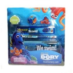 Disney Finding Dory 5pcs Stationery Set