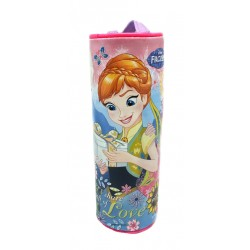 Disney Frozen Sister Love Round Pencil Bag