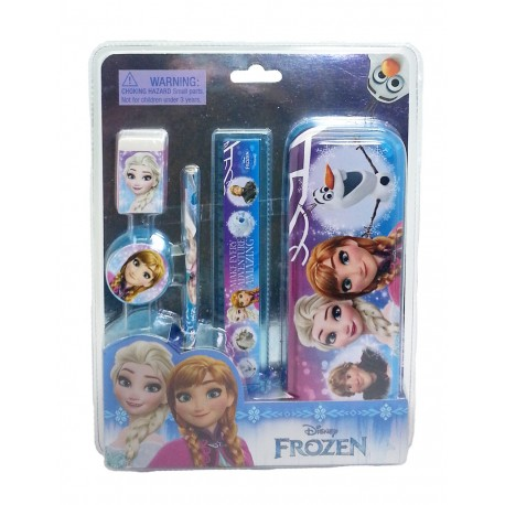 Disney Frozen Adventure Amazing Stationery Set
