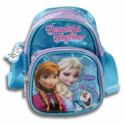 Disney Frozen Sparkling Blue Sling Bag