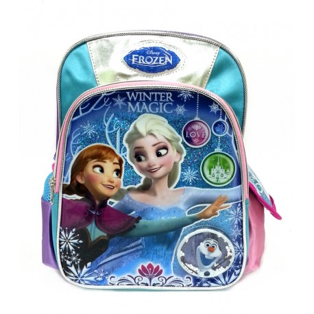 Disney Frozen Winter Magic 12 inch Kids Backpack